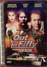 Out in Fifty (DVD, 2001)  LIKE NEW