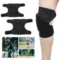 Outdoors Sports Knee Pad Running Basketball Cycling Protect Support Knee Brace
