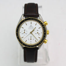 Stainless Steel & 18K Gold OMEGA Speedmaster Automatic Reduced 3310.20.00 Watch