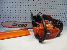 Echo CS-362TES Light Weight Top Handle Petrol Chainsaw 35.8cc Engine