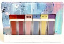PANTONE UNIVERSE + SEPHORA Modern Watercolors LIP GLOSS SET 6 Shades  NEW IN BOX