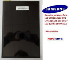 Genuine samsung Tela LCD LTN101AL03-801 LTN101AL03-003 10.1'' LED 1280x800 WXGA