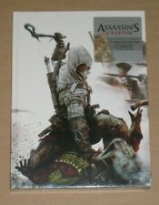 Assassins Creed III Limited Collectors Guide Official 3 New Sealed Rare Mint