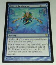 Rite of Replication ZENDIKAR MTG MAGIC THE GATHERING LP