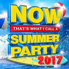 NOW THAT'S WHAT I CALL A SUMMER PARTY 2017 3CD SET (2017)