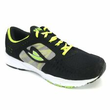 Sport Low Cut JR025 Women's Running Sneakers Shoes (Black/Green)