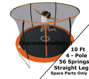 NEW PARTS for Sportspower 10 Ft Trampoline - Orange and Black