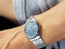 Seiko Lord Quartz Wrist Watch For Men 7853 - 7020 WORKS NEW BATTERY
