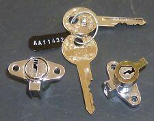NSU MAX - LUX - Schlosskombination Werkzeug- / Batteriekasten - gleichschließend