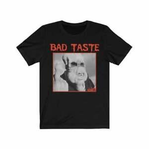 Bad Taste retro movie tshirt, tee, shirt For Men, Shirt For Women, Gift A9125