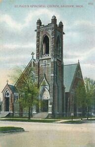 SAGINAW MI – St. Paul's Episcopal Church
