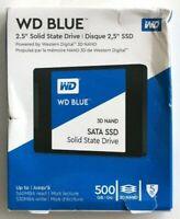 WD - Blue 500GB Internal SATA Solid State Drive Brand New