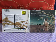 Apocalyptica - Reflections - Revised CD/DVD Pappsschuber