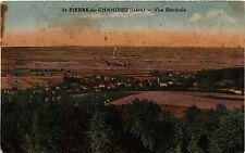 CPA   St-Pierre de Chandieu (Isére) - Vue Générale   (434509)