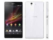 "Original SmartPhone Unlocked SONY Xperia Z C6603- 5.0"" 4G/3G Wifi 13.1MP White"