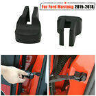 2pcs Door Check Arm protector Cover Stopper Hinge Cap For Ford Mustang 2015-2019