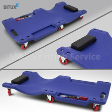 BITUXX® Werkstatt-Rollbrett Werkstattliege Auto Montageliege Montagerollbrett