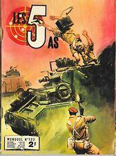 Les 5 As N°122 - Ed. Impéria Mars 1975 - ABE