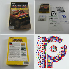 4X4 Off Road Racing A EPYX Game for the Commodore Amiga Computer tested&working