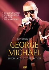 Story of George Michael in Memory  [DVD]  Neu & OVP