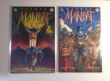 Batman: Manbat #1 & #2 || DC/ELSEWORLD Comics 1995 || So very MINTY! NM+ 9.6-9.8