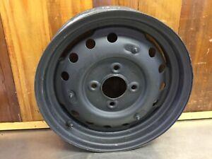 Triumph TR3 TR4 • Original OEM Sankey Steel Wheel 15 x 4 / 4Jx15L.   T2182