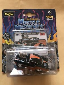 Maisto 1/64 1958 Chevrolet Impala Muscle Machines. unopened box!
