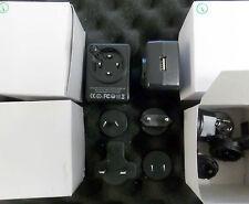 4 piezas enchufe fuente de alimentación GMB USB 5 voltios 1a gfp051-0510-2 iPod iPhone celular Navi