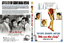 Who was that Lady (1960) - George Sidney, Tony Curtis, Dean Martin  DVD NEW