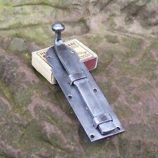 alter Riegel Torriegel Türriegel Stallriegel 104x33mm Möbelriegel Schrankriegel