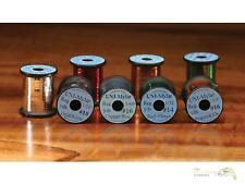 Uni -mylar Oropel 2-Tone Colores a Elegir Moscas Atadas