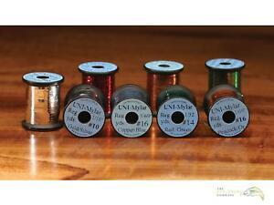 Uni-Mylar Tinsel | 2-Tone | Choice of Colours | Fly Tying