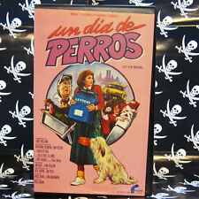 UN DIA DE PERROS (Paul Aaron) VHS . Cindy Williams Katherine Helmond Tom Poston