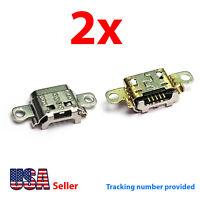 2x Micro USB Charging Port Connector Socket Amazon Kindle Fire 7th Gen SR043KL