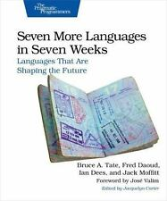 Seven More Languages in Seven Weeks: Languages That Are Shaping the Future (Pape