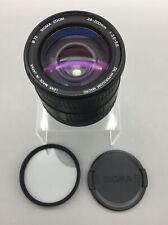 Sigma Zoom 28-200mm f3.8-5.6 Canon EF Mount Lens Aspherical IF Lens E22