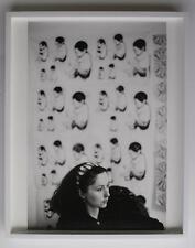 Ari Marcopoulos Silver Gelatin Photograph of New York Feminist Artist Kiki Smith