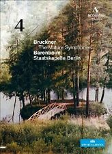 Anton Bruckner: Symphony No. 4 - Daniel Barenboim & Staatskapelle Berlin (DVD)