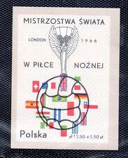 Polonia Deportes Mundial Futbol Londres año 1966 (BM-149)