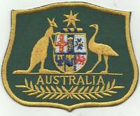 AUSTRALIA CREST IRON ON  PATCH BUY 2 GET 1 FREE