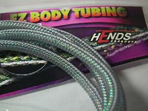 Hends EZ Body Tubing | Great for Baitfish Patterns, Streamers, Sea Bass, Sand Ee