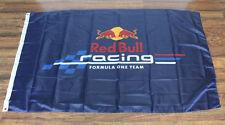 Red Bull Racing Flag Formula One 1 Team F1 RedBull Advertising Sign Banner Logo