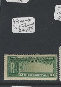 PANAMA  (P2401BB)  REGISTRATION STAMP SC F27   MNH