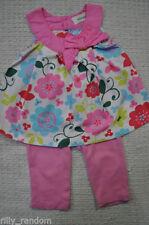 Abbigliamento casual rosa estate per bimbi