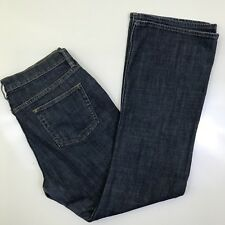 "Old Navy Womens Jeans Stretch Boot Cut Size 12 Regular Dark Wash (34"" x 30"")"