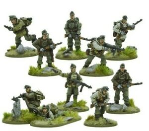 Warlord Games Gebirgsjager squad IN STOCK