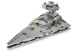 LEGO STAR WARS IMPERIAL STAR DESTROYER  - SET 6211 100% complete VGC