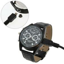 Waterproof 8GB Night Vision HD 1080P Spy Hidden Watch Camera Security Cam DVR US