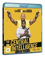 Central Intelligence Blu ray