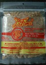 LA FAMA Machacado Carne Seca de Res, Shredded Beef Jerky 100g 3.52oz from Mexico